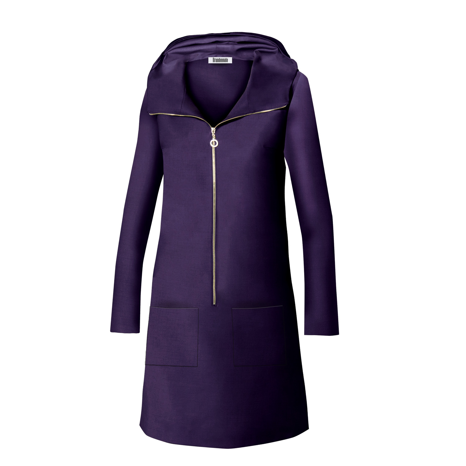 Brandengate Kleid Deep Purple