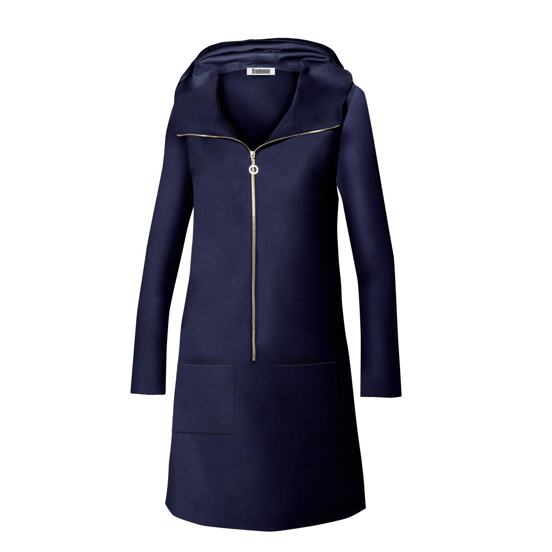 Brandengate Kleid Dark Blue