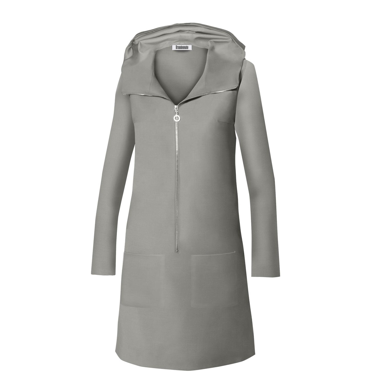Brandengate Kleid Platin