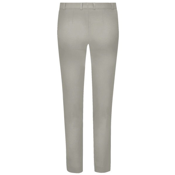 Damenhose-Platin-back