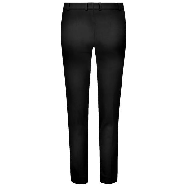 Damenhose-back-schwarz-glatt