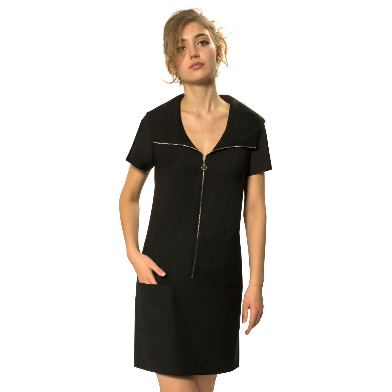 Kleid Elegance schwarz short Fina
